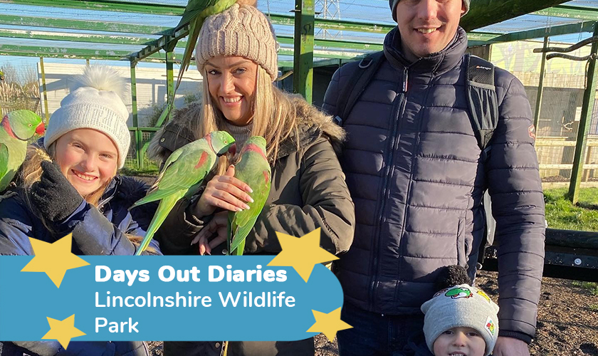 Lincolnshire Wildlife Park Review – Days Out Diaries