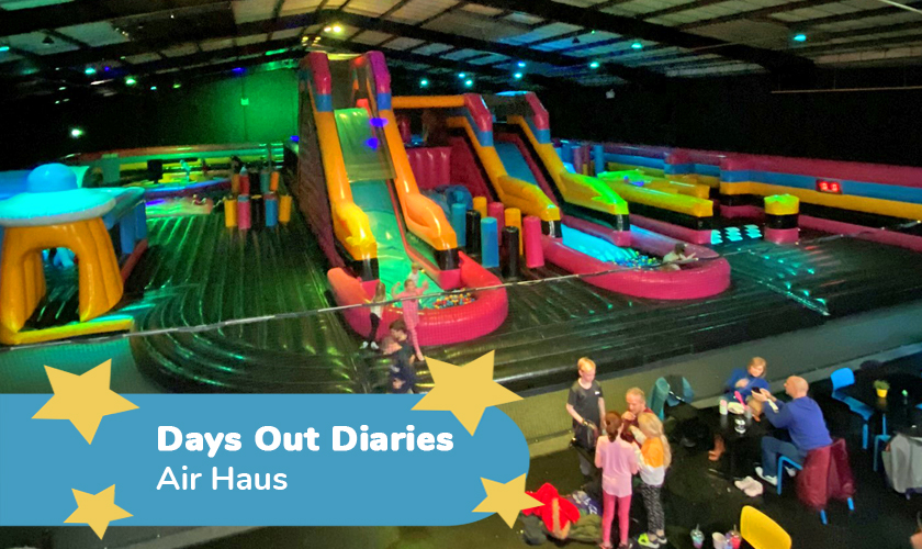Air Haus Review - Days Out Diaries