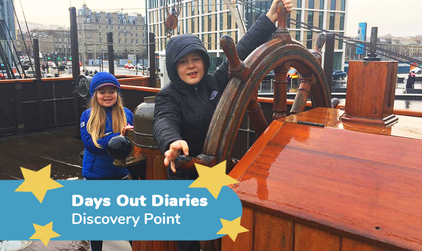 Discovery Point Review – Days Out Diaries