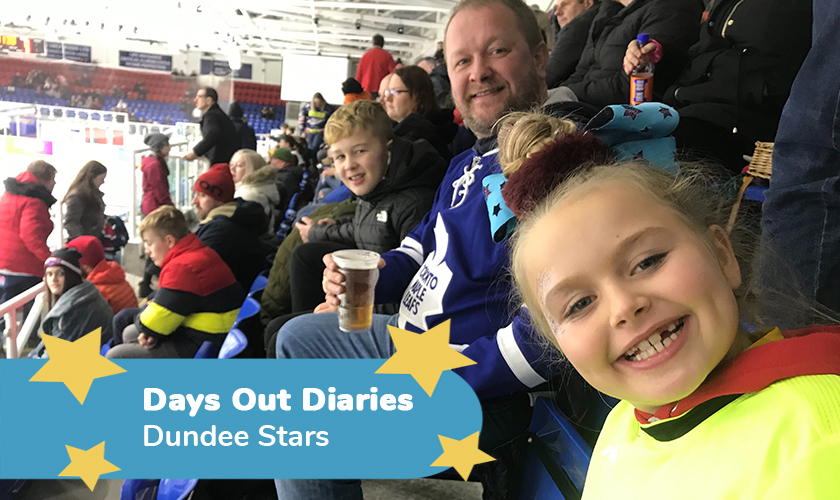 Dundee Stars Review – Days Out Diaries