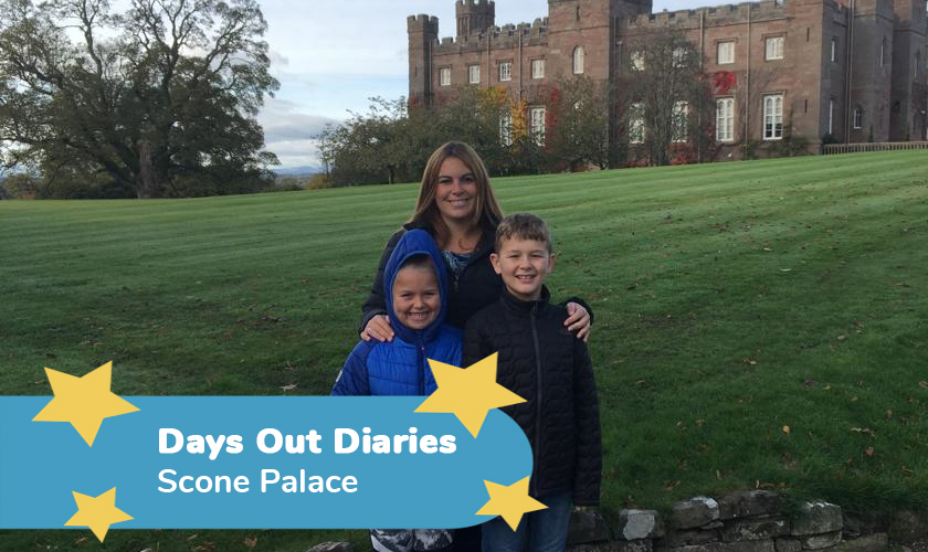 Scone Palace Review - Days Out Diaries