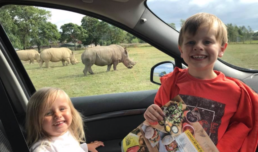 Knowsley Safari – A fantastic family day out
