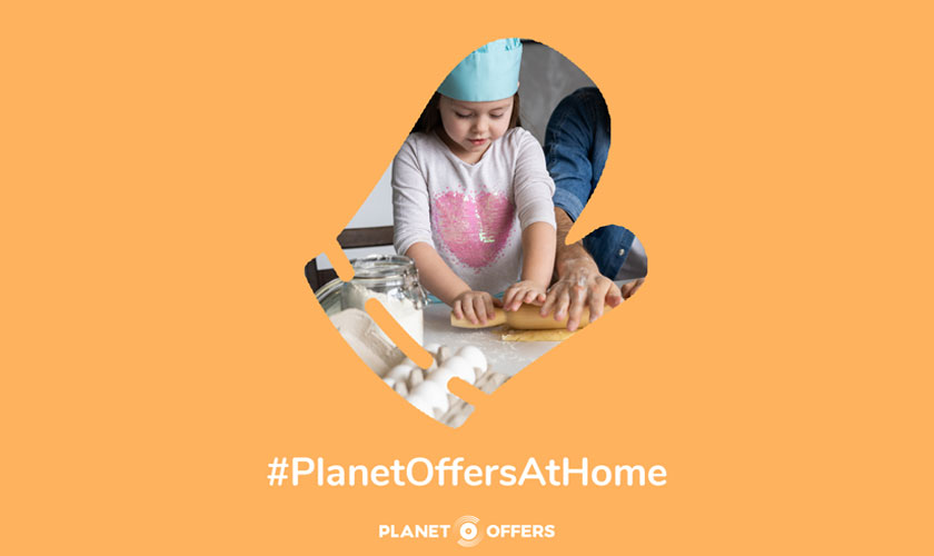 At Home With Planet Offers - Baking & Cooking