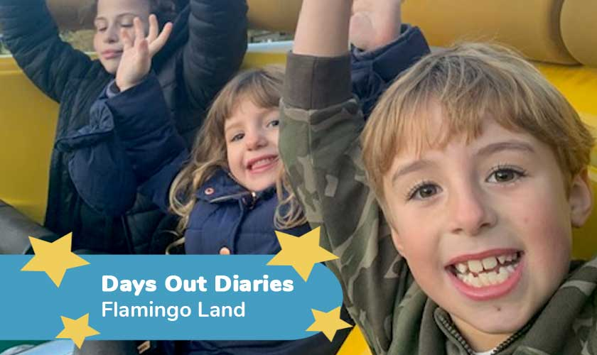 Flamingo Land Review - Days Out Diaries