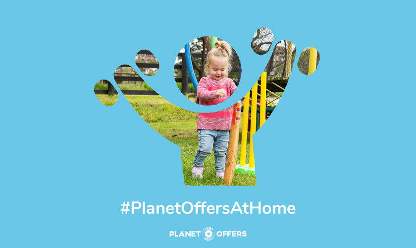 At Home With Planet Offers - Exercise