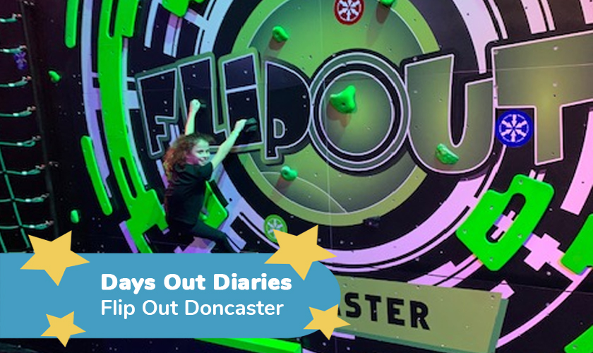 Flip Out Doncaster Review – Days Out Diaries