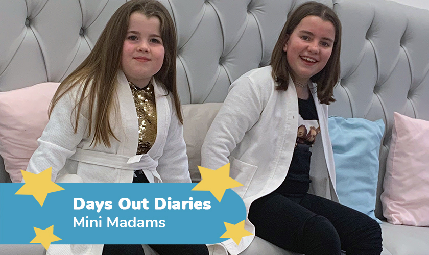 Mini Madams Review - Days Out Diaries
