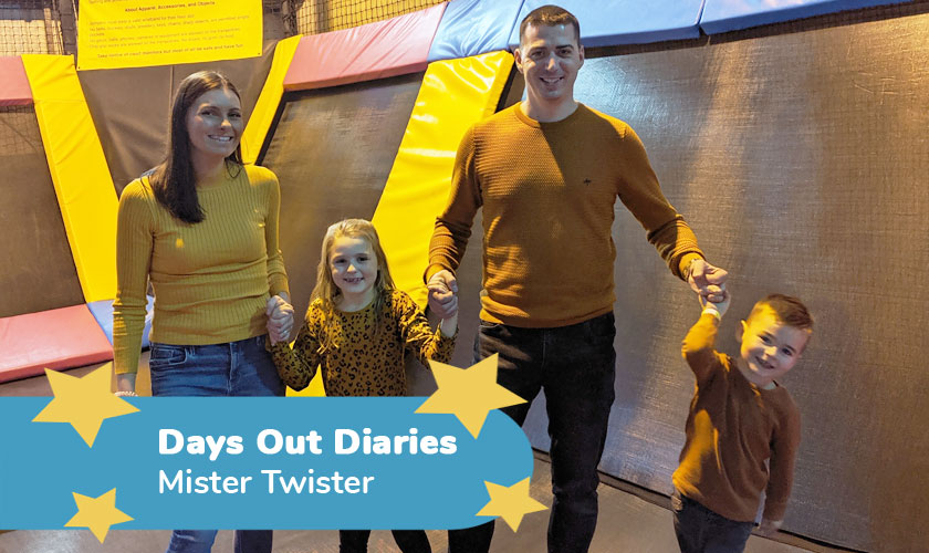Mister Twisters Review – Days Out Diaries