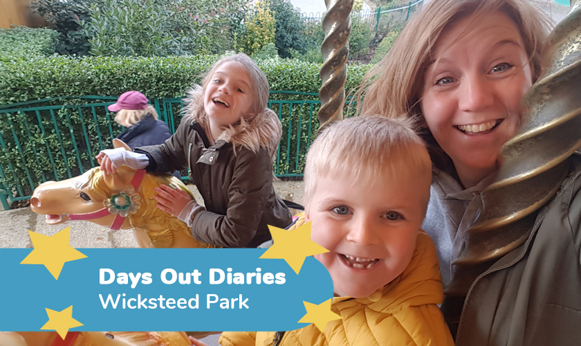 Wicksteed Park Review – Days Out Diaries